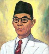 Pahlawan Nasional Ki Hajar Dewantara